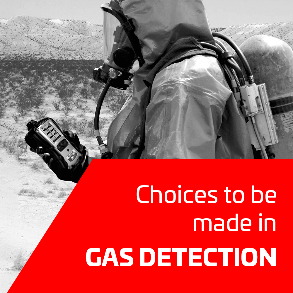 choices in gas detection