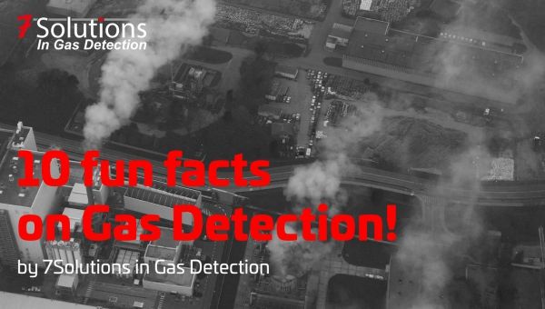 10 fun facts on gas detection